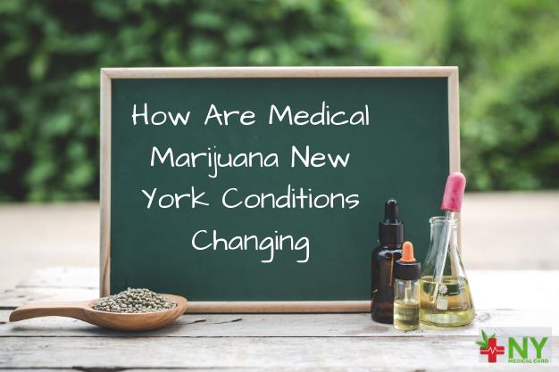medical marijuana new york conditions