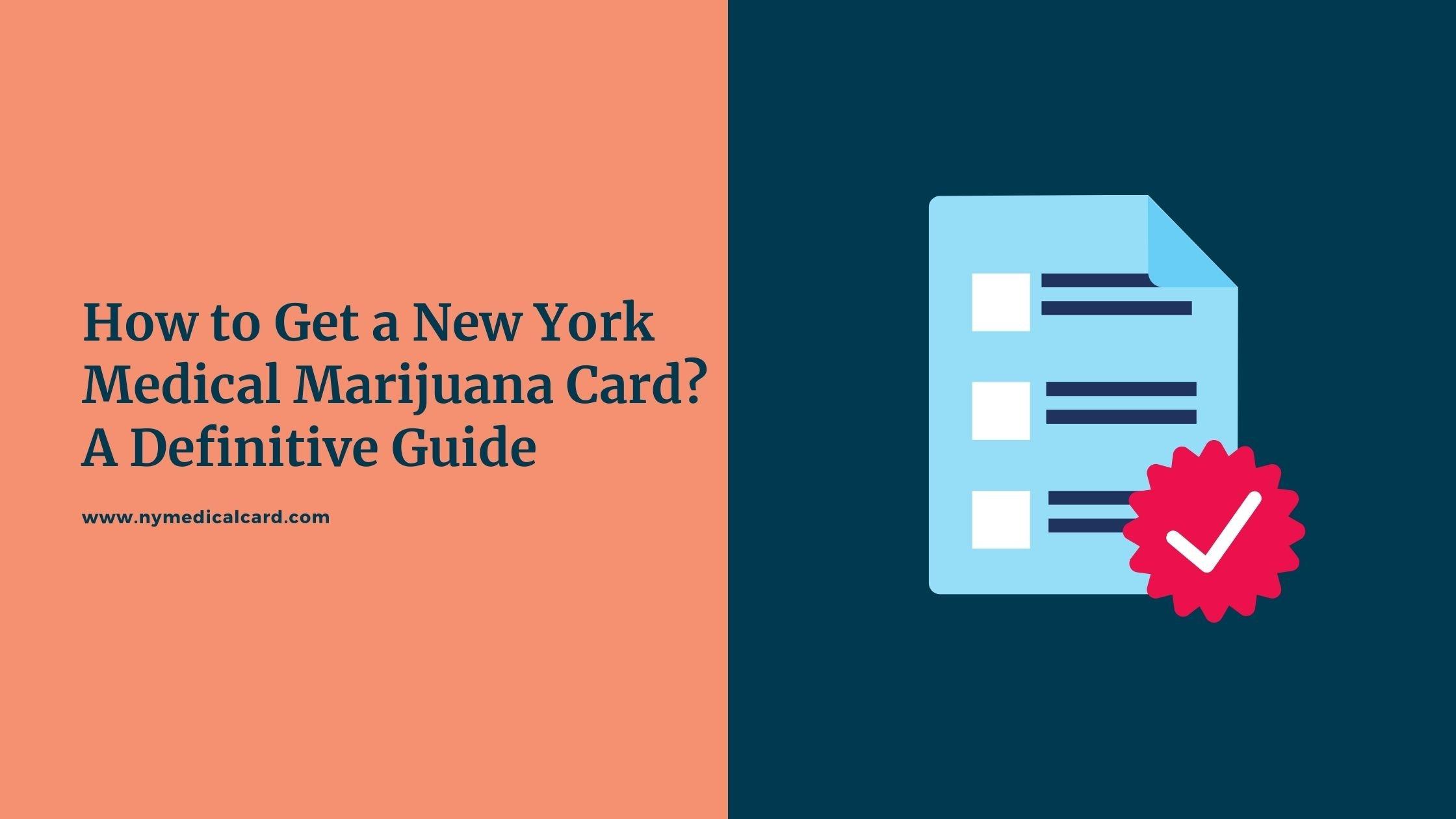 New York Medical Marijuana Card